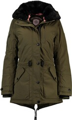 WELLENSTEYN Monrose Lady Jacke Army