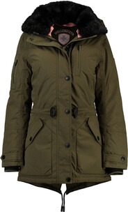 WELLENSTEYN Winter Jacke Monrose Lady  Army