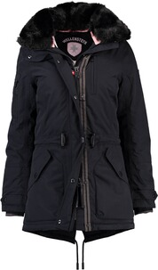 WELLENSTEYN Winter Jacke Monrose Lady midnightblack
