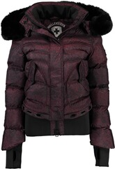 WELLENSTEYN Queens Jacke Blackred