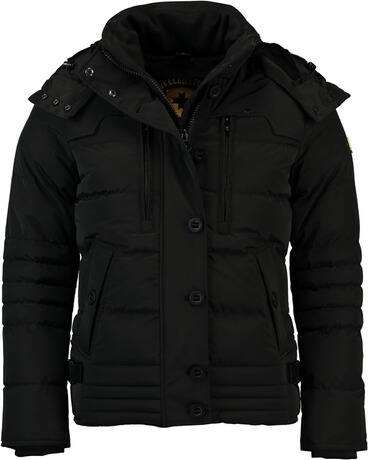 WELLENSTEYN Winter Jacke Stardust-Lady schwarz