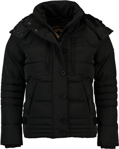 WELLENSTEYN Winter Jacke Starsteam -Lady schwarz
