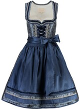 KRÜGER COLLECTION Dirndl Alison blau