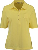 RABE Polo-Shirt gelb