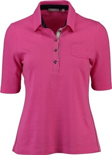 RABE Polo Shirt pink