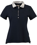 BARBOUR Malvern Top navy/Platinum