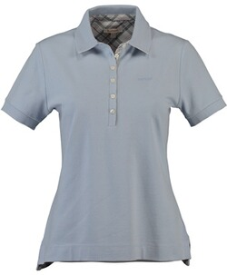 BARBOUR Portsdown Top Blue/ Platinum