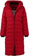 WELLENSTEYN Cordoba Long Winterjacke red