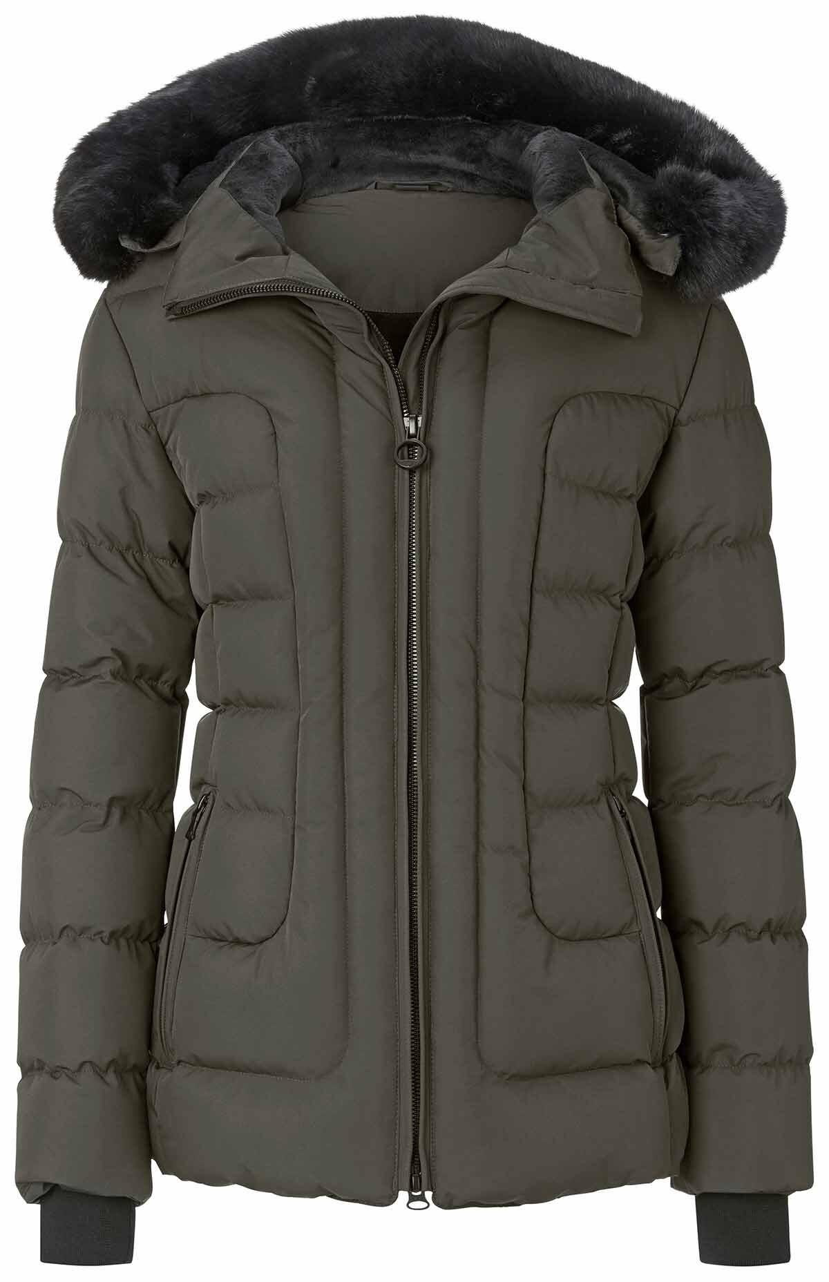 3d28e7e1e5f932 WELLENSTEYN Belvedere Medium Jacke blackarmy - Krüger Kleidung