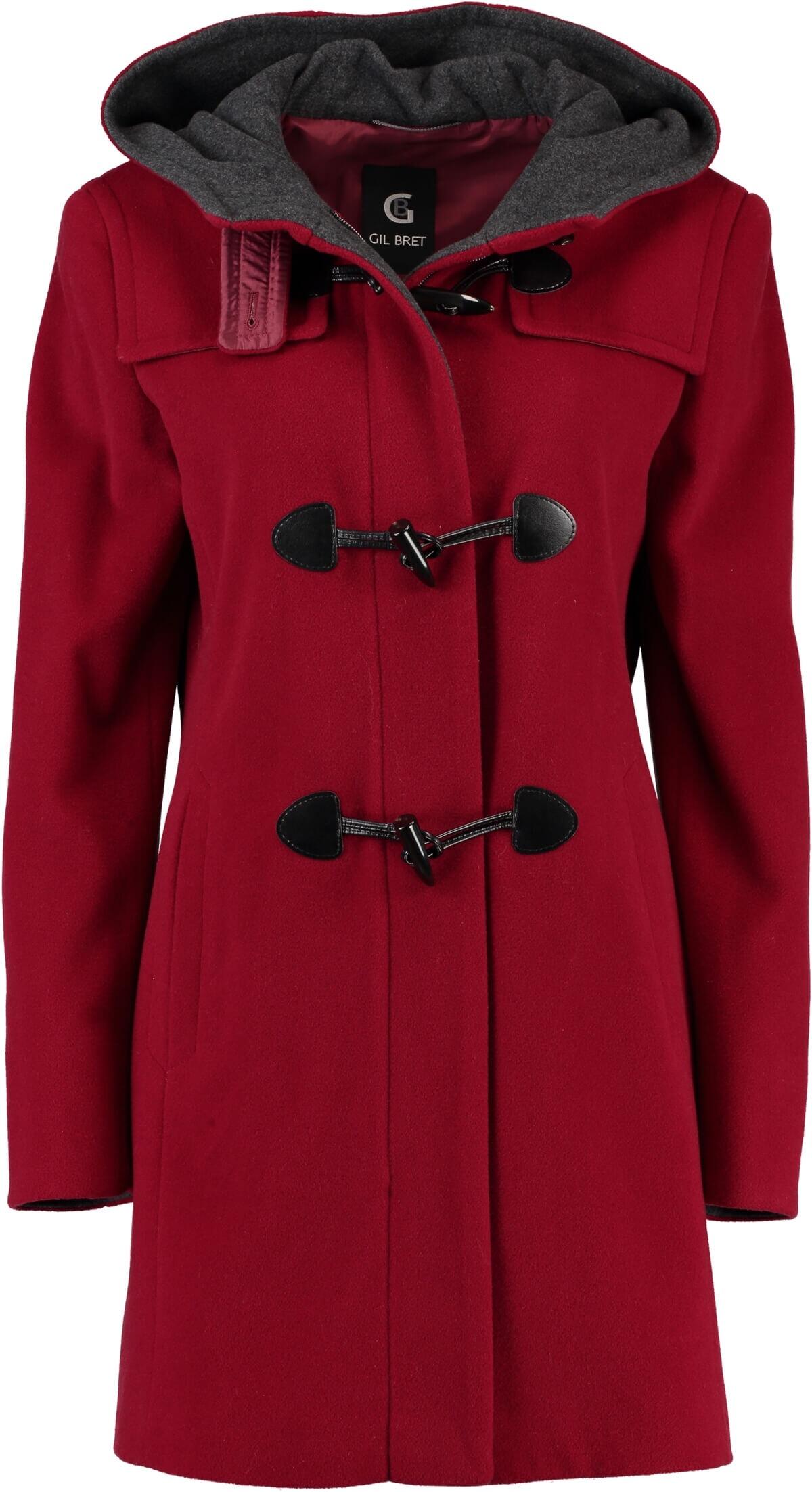 Top Design online zu verkaufen gut GIL BRET Dufflecoat rot