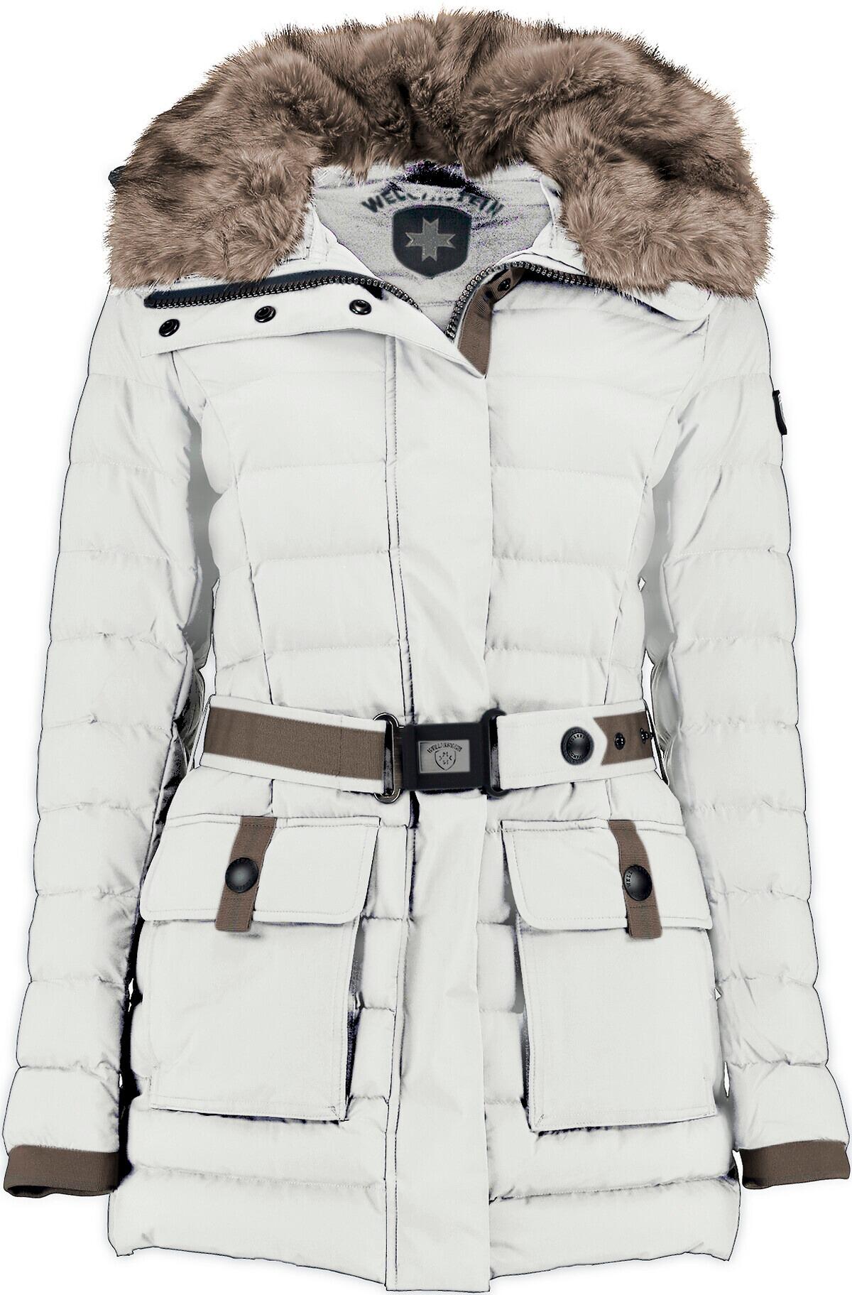 Wellensteyn Abendstern Short Jacke Cocos Für Damen Krüger Kleidung 213785