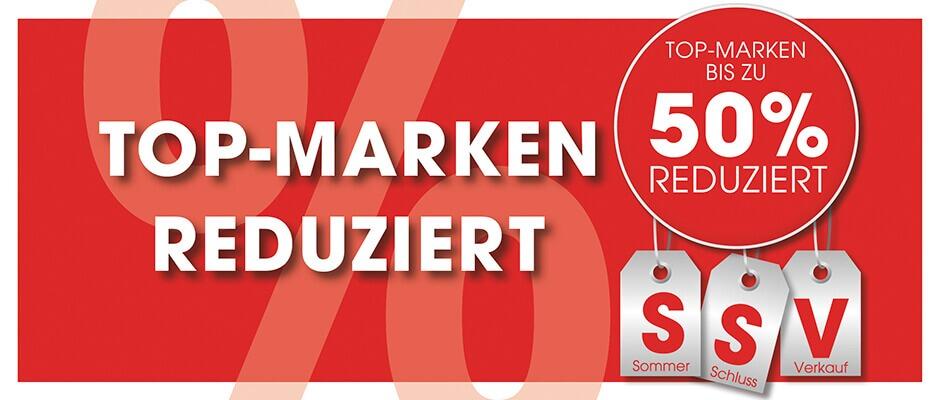 Krüger Sommerschlussverkauf - Top-Marken bis zu 50% reduziert