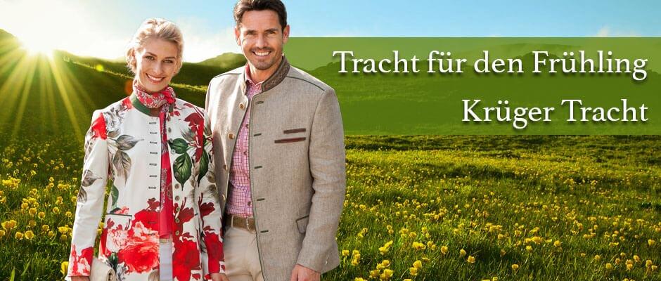Tracht für den Frühling - Krüger Tracht