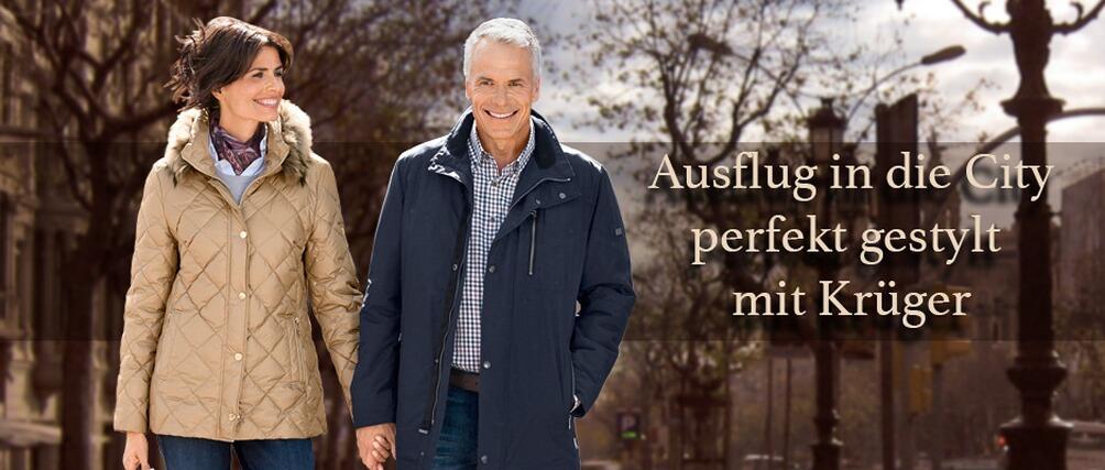 Krüger Mode entdecken - Herbst-Kollektion jetzt online