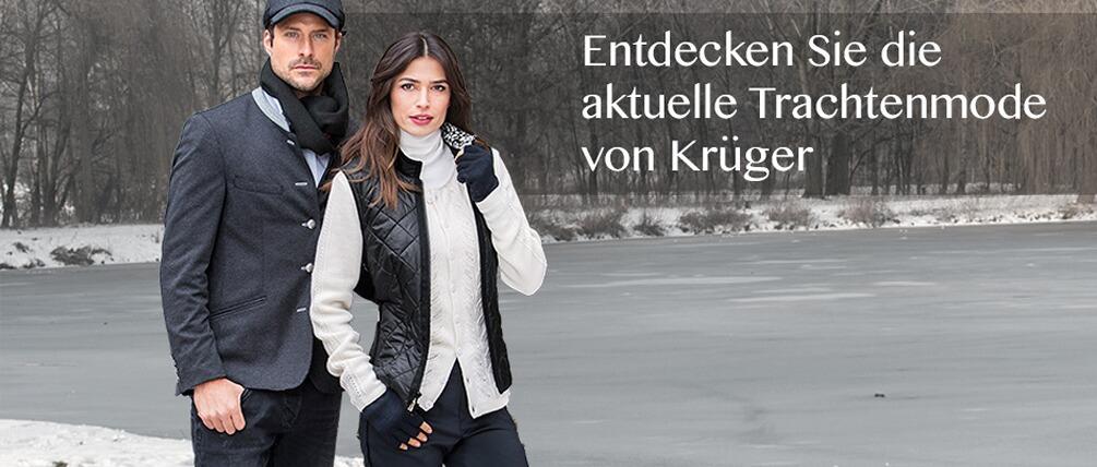 Krüger Tracht - entdecken Sie die neue Winter-Kollektion
