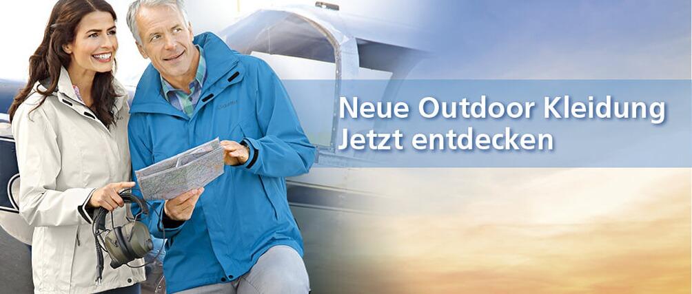 Krüger Outdoor - hochwertige Outdoor-Kleidung für den Sommer jetzt entdecken